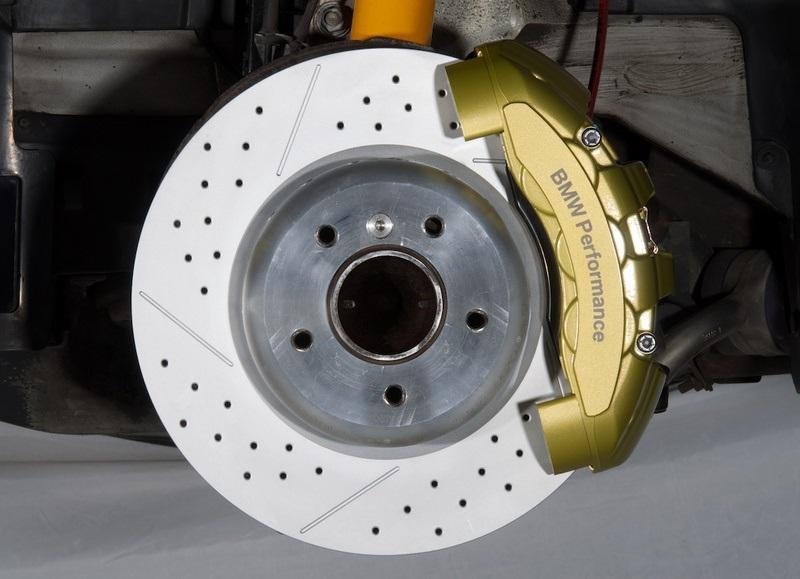 Big Brake Kit Bmw E36 E46 Performance 345x28mm