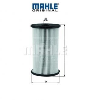 Palivový filter MAHLE ORIGINAL - VW Beetle - 1.6 TDI