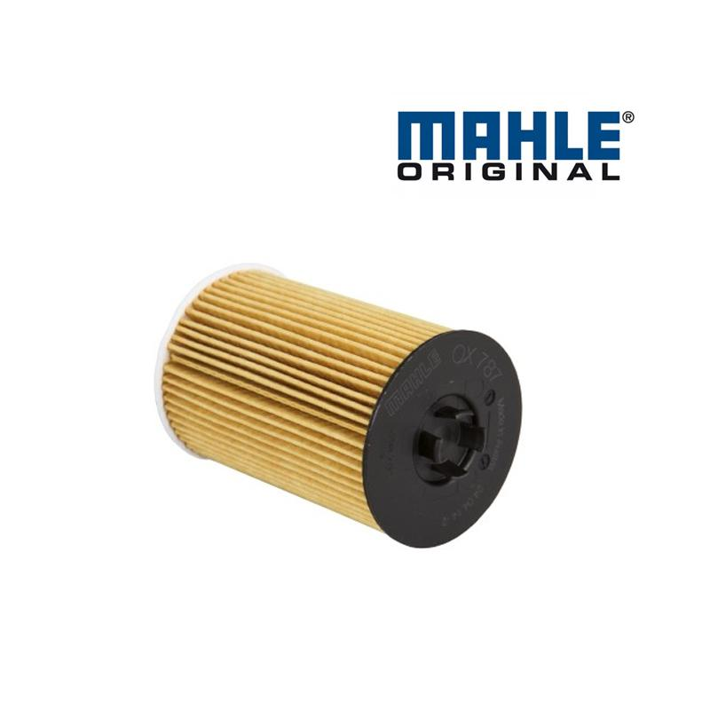 Olejový filter MAHLE ORIGINAL - VW GOLF 7 - 1.6 TDI, 2.0 GTD, 2.0 TDI