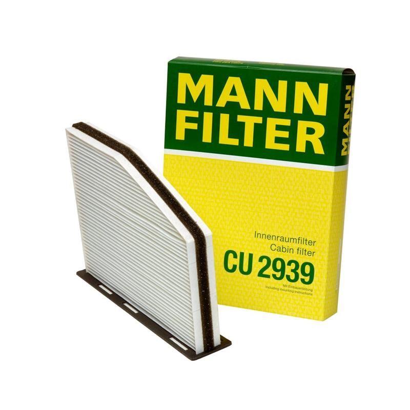 Kabínový filter MANN VW Sharan