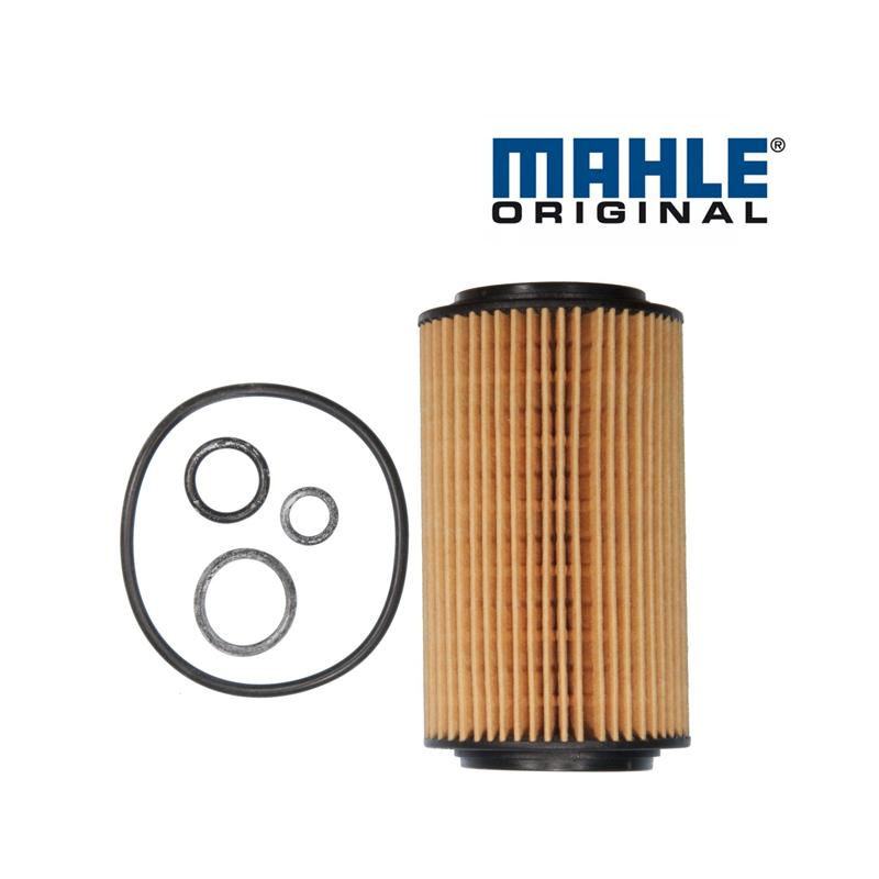 Olejový filter MAHLE ORIGINAL - Mercedes S-CLASS (W220) - 280, 320, 350, OX153/7D2