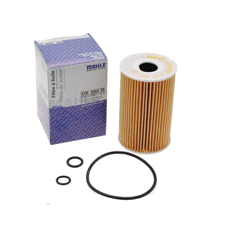 Olejový filter MAHLE ORIGINAL - VW BEETLE - 1.6 TDI, 2.0 TDI OX388D