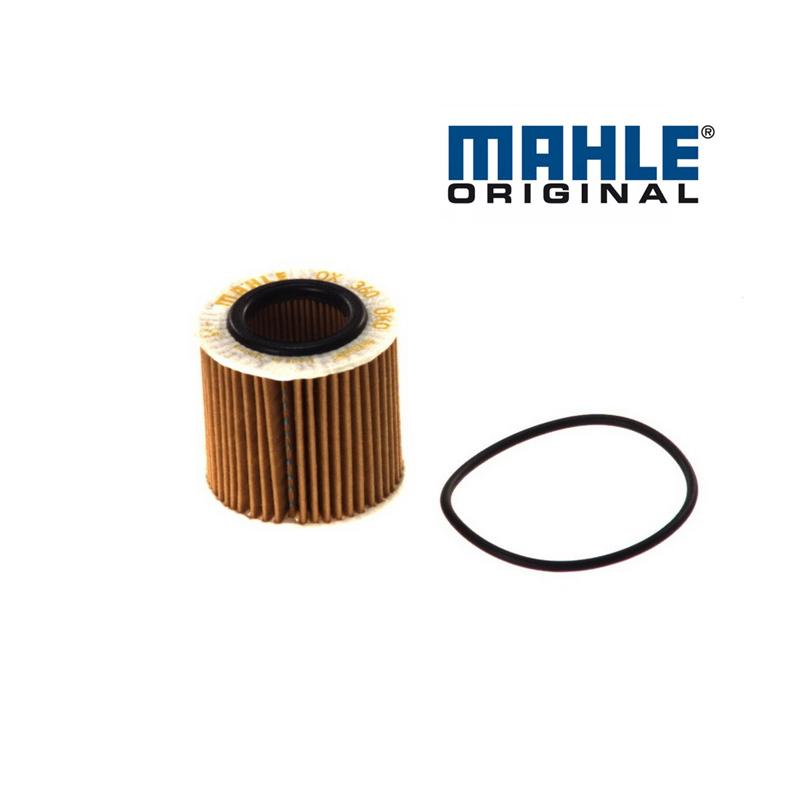 Olejový filter MAHLE ORIGINAL - VW POLO 9N - 1.2