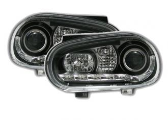 Design svetlomety  VW GOLF 4 LED Dayline