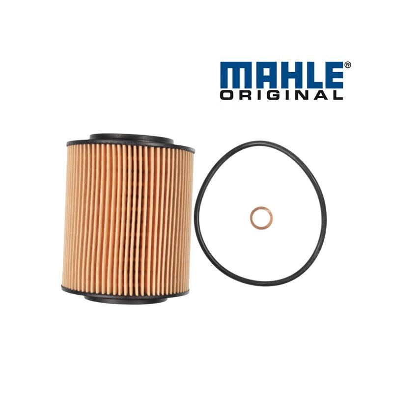 Olejový filter MAHLE ORIGINAL - BMW E38 - 728i, 740d OX154/1D