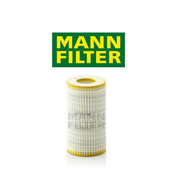 Olejový filter Mann Mercedes W164 ML 350 4-matic, ML 500 4-matic HU718/5X