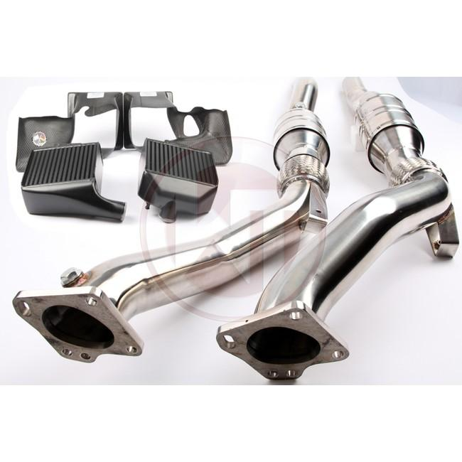 Performance-Paket Audi S4 B5 Intercooler + Downpipe