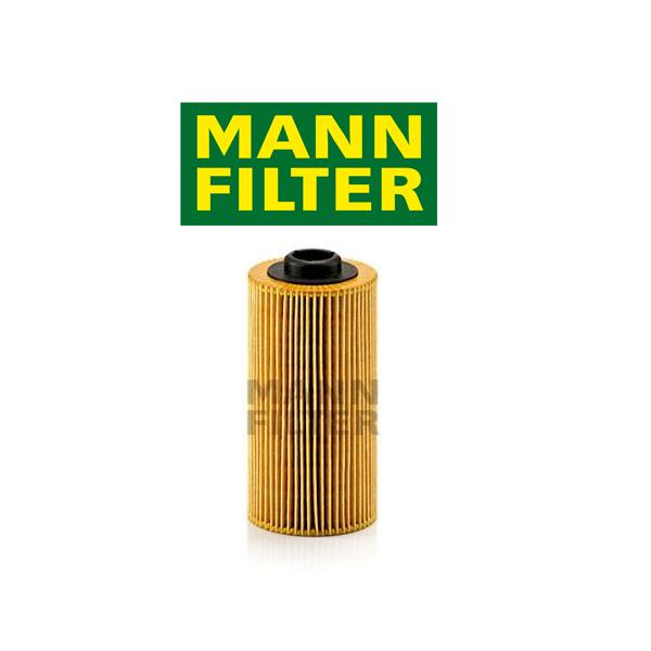 Olejový filter Mann BMW X5 4.4i, 4.6is