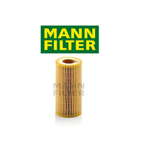 Olejový filter MANN VW Golf 6 2.0 R 4motion (188kW, 199kW) HU719/6X