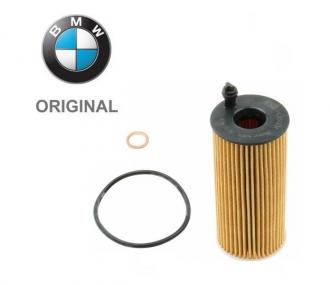 Olejový filter original - BMW F20 facelift, F22, F23, F30, F32, F10, F25, F15