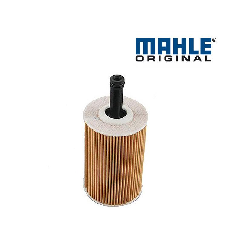Olejový filter MAHLE ORIGINAL - VW TOURAN - 1.9 TDI, 2.0 TDI - OX188D