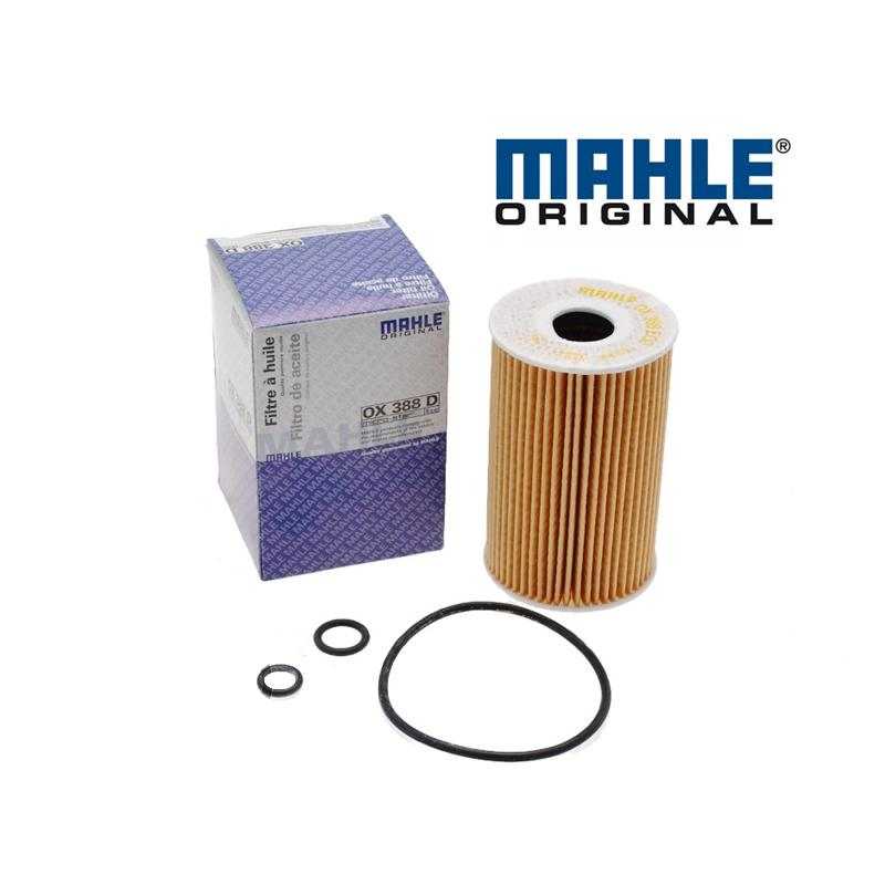 Olejový filter MAHLE ORIGINAL - VW EOS 2.0 TDI (100kW) OX388D