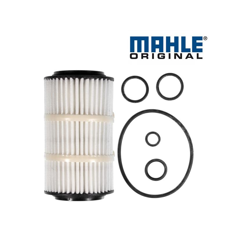 Olejový filter MAHLE ORIGINAL - Mercedes E-CLASS (W211) - 230, 240, 280, 320, OX345/7D