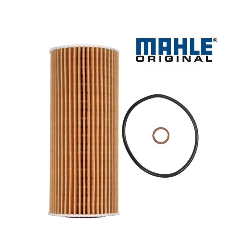 Olejový filter MAHLE ORIGINAL - BMW X3 E83 - 30d, 35d, 3.0d, 3.0sd