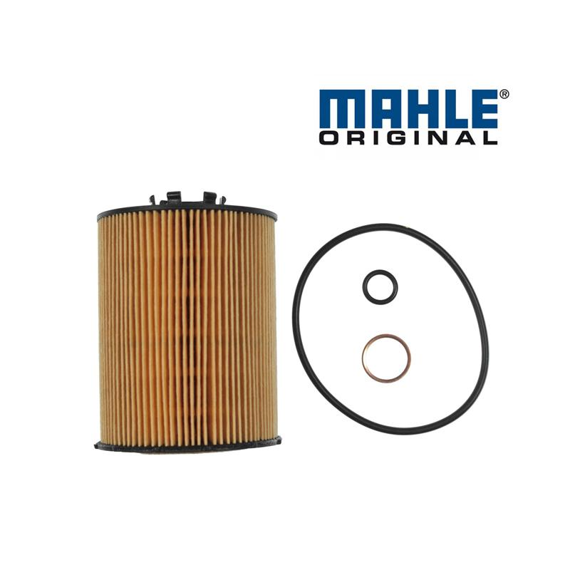 Olejový filter MAHLE ORIGINAL - BMW X5 E70 - 4.8i OX636D