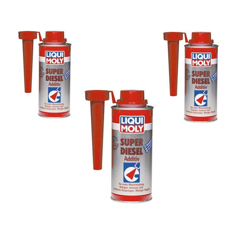 LIQUI MOLY - Super prísada do nafty 3x250ml
