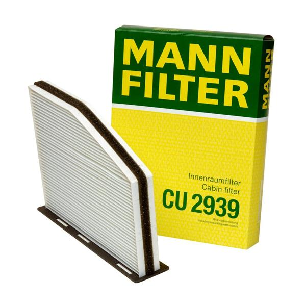 Kabínový filter MANN VW EOS, Golf 5, Passat 3C
