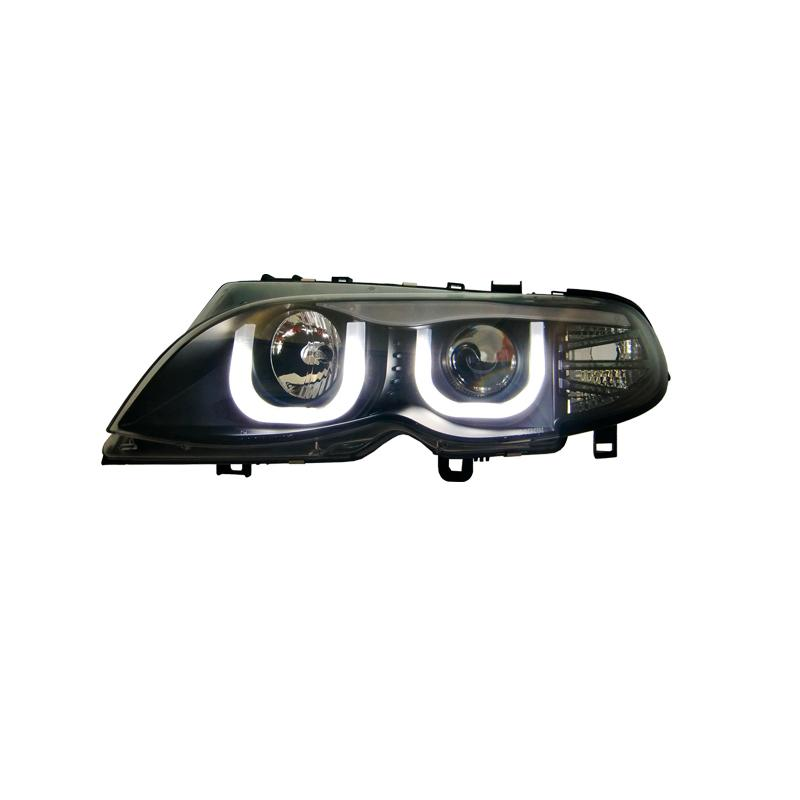 Angel eyes svetlomety LED e46 01-05