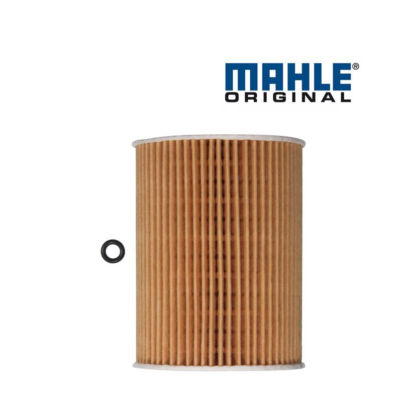 Olejový filter MAHLE ORIGINAL - Mercedes E-CLASS (W211) - 280 CDI, 300 BlueTec, OX380D