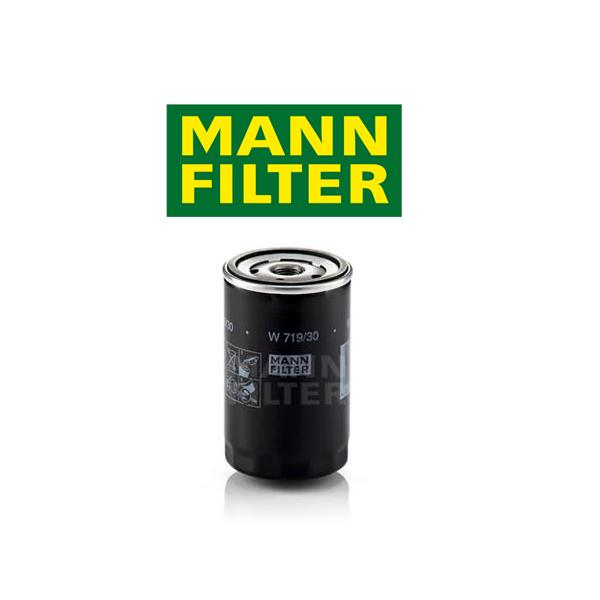 Olejový filter MANN VW Golf 5 1.6 (75kW), 2.0 FSI