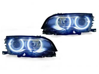 Angel eyes svetlomety DEPO LED e46 98-01