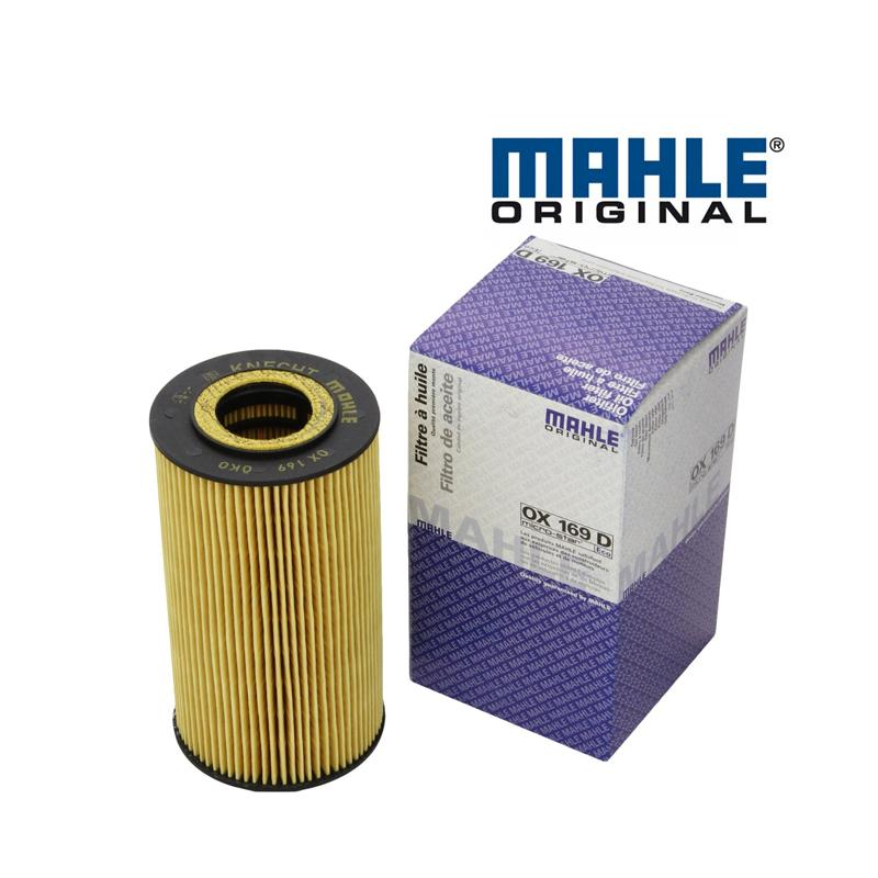 Olejový filter MAHLE ORIGINAL - Mercedes E-CLASS (W211) - 400 CDI