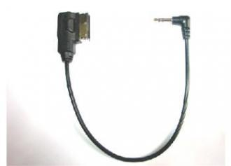Audi Music Interface (AMI), 3,5 mm Jack konektor
