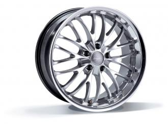 Disky BREYTON Race CS 8,5 x 19 a 9,5 x 19 Hyper silver with Stainless Steel lip