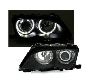 Angel eyes svetlomety EAGLE EYES LED e46 01-05