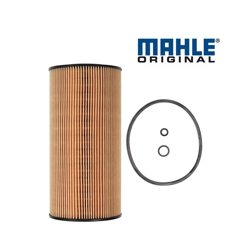 Olejový filter MAHLE ORIGINAL - Mercedes E-CLASS (W210) - 200 D, 220 D, 250 D, 250 Turbo-D, 300 D, 3