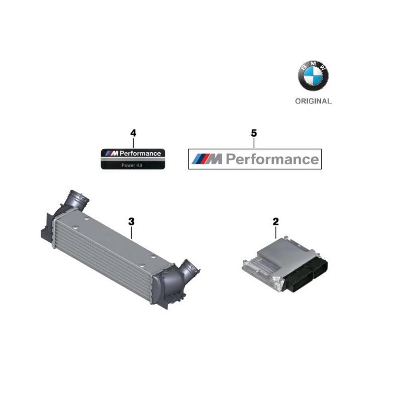BMW Performance Power kit 20d N47N